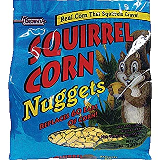 f.m. brown's bird lovers blend wildlife feed, 5-pound, squirrel corn nuggets F.M. Brown's Bird Lovers Blend Wildlife Feed, 5-Pound, Squirrel Corn Nuggets 611nr4HPEZL