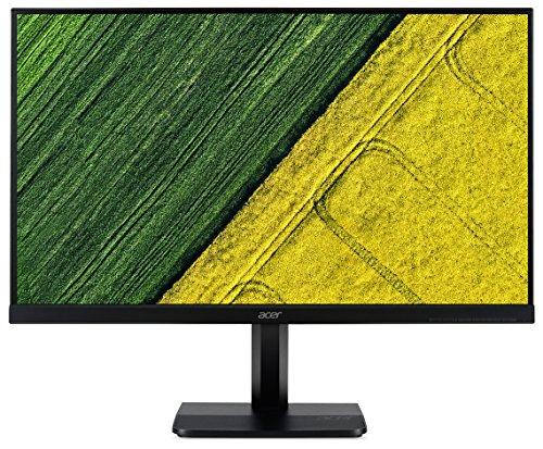 Acer KA241Y 60 cm (23,8 Zoll Full HD) IPS Monitor (VGA, DVI, HDMI, 4ms Reaktionszeit, Auflösung: 1920x1080p, IPS) schwarz - 1080p Computer-monitor