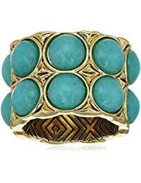 House of Harlow 1960 Nuri Statement Ring, Size 7