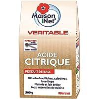 Maison Net Acide Citrique 500 g
