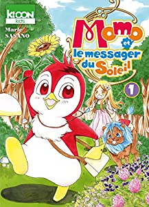 Momo et le messager du soleil Edition simple Tome 1