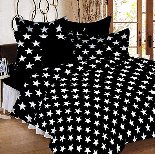Casa Copenhagen Eternal Fade Resistant, Soft, Full Size Double Bedsheet (90 inch...