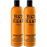 TIGI Bed Head Colour Goddess Shampoo e Balsamo per capelli colorati, 25.36 fl oz / 750 ml