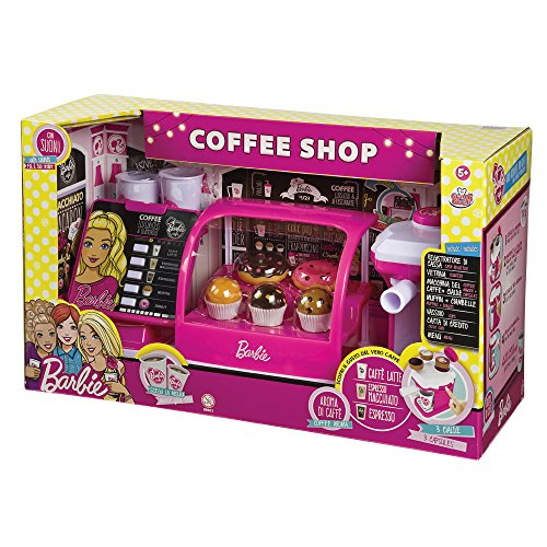 Coffee Shop di Barbie (codice GG00422), venduto da Grandi Giochi Su Amazon