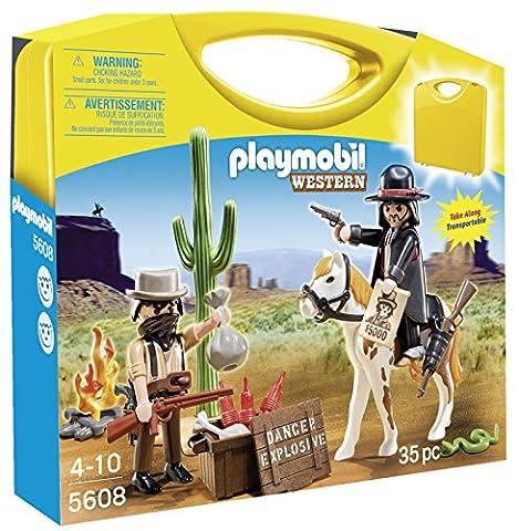 Playmobil - 5608 - Figurine - Valisette