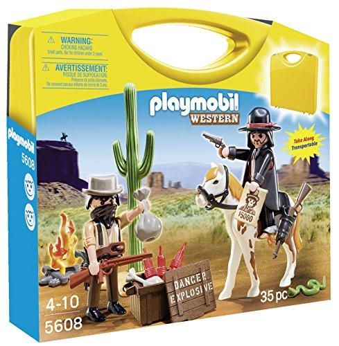 Playmobil Oeste - Maletín (5608)