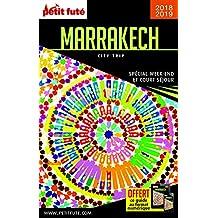 Guide Marrakech 2018-2019 City trip Petit Futé
