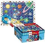 Ludattica Puzzle-Baby Détective Espace, 58266