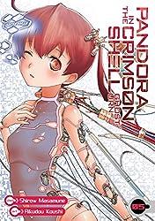 Pandora in the Crimson Shell: Ghost Urn Vol. 5
