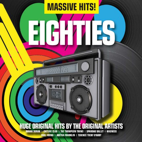 Massive Hits! - Eighties