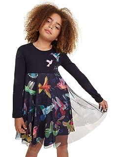 Desigual Dress Chilpancingo Vestito Bambina