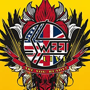 Are You Ready Sweet Live