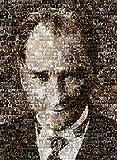 Heidi heidi4405Mustafa Kemal Atatürk Art Puzzle (1000Teile)