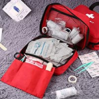 Lovelysunshiny Tragbare Sport Camping Home Medical Notfall Überleben Erste-Hilfe-Kit Tasche preisvergleich bei billige-tabletten.eu
