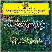 Tschaikovsky: Sinfonien 4,5 & 6 [Vinyl LP]
