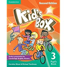 Kid's Box Level 3 Pupil's Book Second Edition - 9781107654501