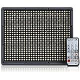 Aputure Amaran HR672W - Remote Controlled LED Video Light CRI 95+ (compris les 2 piles NP-F970 et sac)
