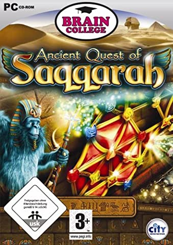 City Interactive - Brain College: Ancient Quest for Saqqarah [Import