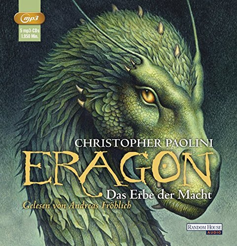 Cover des Mediums: Eragon