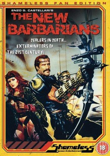 Bild von The New Barbarians [DVD]