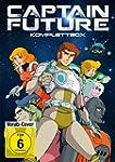 Captain Future - Komplettbox [8 DVDs]