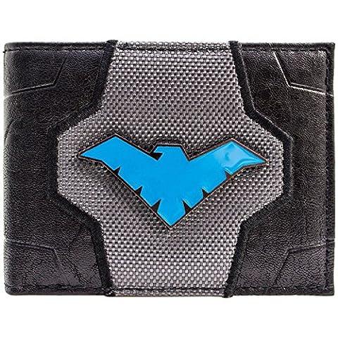 Arkham Robin Costumes - Arkham Knight Nightwing Suit Up Logo Badge