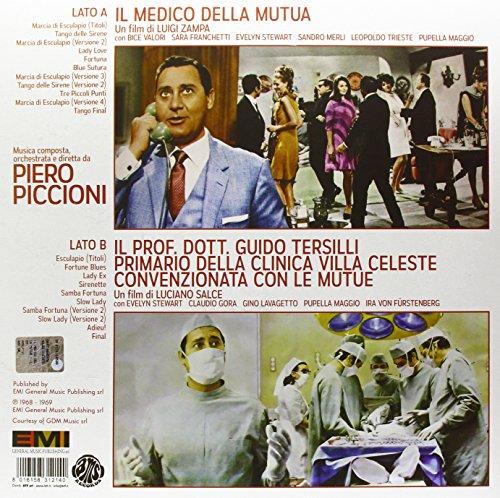 Il Medico Della Mutua / Il Prof. Dott. Guido Tersilli