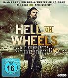 Hell on Wheels - Die komplette vierte Staffel [Blu-ray]