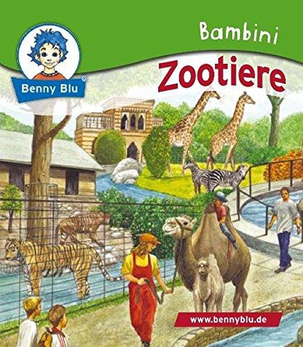 Preisvergleich Produktbild Benny Blu 02-0392 Bambini Zootiere