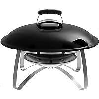 Weber Fireplace, Black
