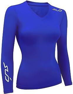 Sub Sports Elite RX Maglietta a Maniche Corte a Compressione da Donna Strato Base