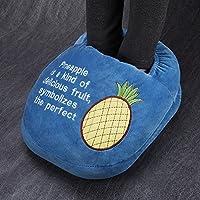 XQ Warme Füße Einstecken Elektrische Schuhe Warme Füße Heizung Warme Füße ( Farbe : Fruit pineapple ) preisvergleich bei billige-tabletten.eu