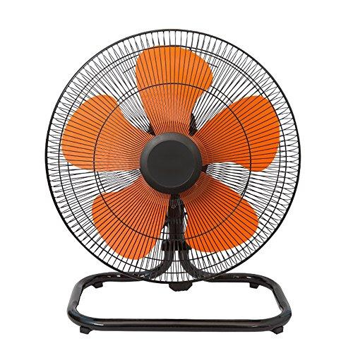ZZHDDP ZXQZPraktischer Stehender Elektrischer Ventilator Der Hohen Leistung/Industrie Großes Luftvolumen-kommerzielle Boden-Fans/Großer Raum-Luftzirkulations-Ventilator (größe : 45 cm) -