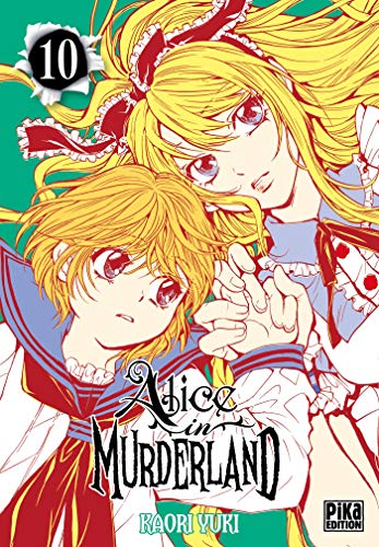 Alice in Murderland Edition simple Tome 10