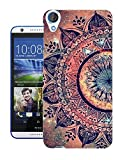 002911 - Paisley Aztec Henna Pattern Colourful Design Htc