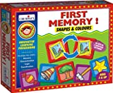 #10: Creative Educational Aids 0679 Brighter Child - First Memory