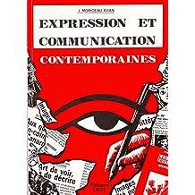 Expression et communications contemporaines, second cycle bts et classes préparatoires
