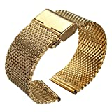 Watch Band - SODIAL(R) New 18mm Watch St...