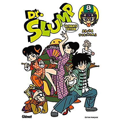 Docteur Slump perfect edition - Tome 08
