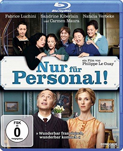 Nur für Personal! [Blu-ray]
