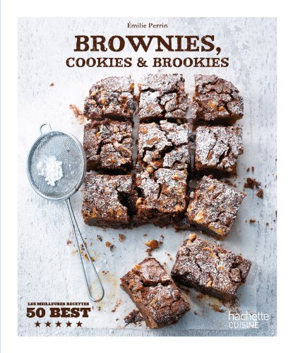 Brownies, Cookies et Brookies