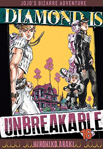 Jojo's - Diamond is unbreakable T16