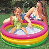 #2: PKM Intex Baby Bath Tub Kids Swimming Pool Inflatable 34