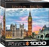 Eurographics 20.320–1.940,6cm London Big Ben Puzzle (1000Teile)