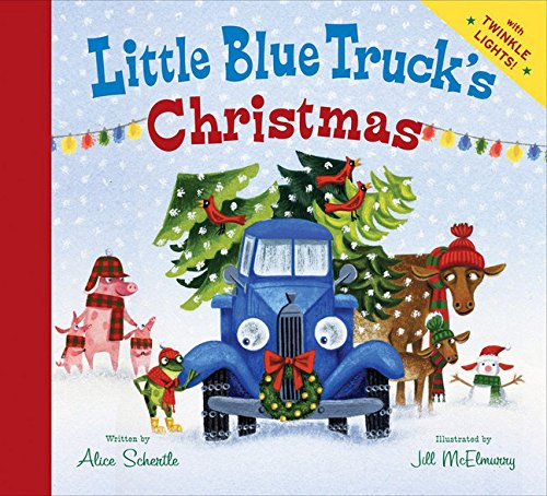 Little Blue Truck's Christmas por Alice Schertle