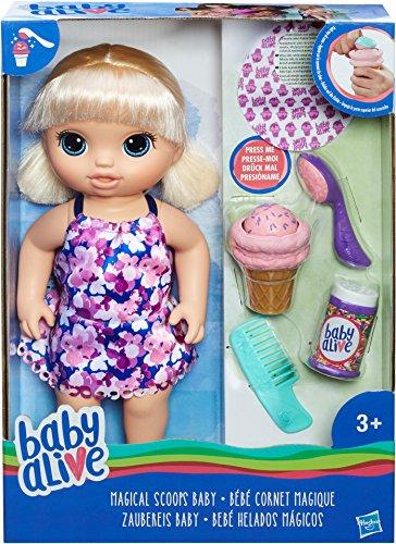 Baby Alive - Bebe Helados Mágicos (Hasbro C1090EU4)