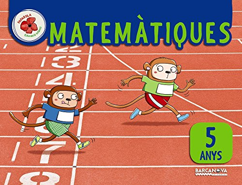 Paparola. Matemàtiques P5. Carpeta de l ' alumne (Materials Educatius - Parvulari - 5 Anys) - 9788448934729