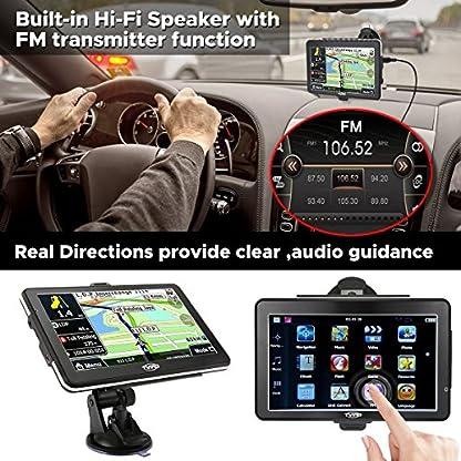 Sat-Nav-Tvird-7-Zoll-8-GB-Touchscreen-GPS-Navigation-fr-AutoLKWLKW-mit-kostenlosen-Lifetime-Kartenaktualisierungen-7-Zoll