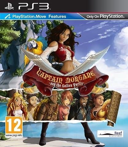 Captain Morgane Ps3 - Captain Morgane et la tortue