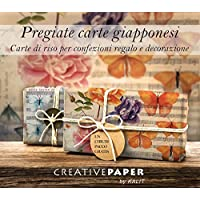Carta naturale - Carta giapponese da regalo e decorativa: Carta